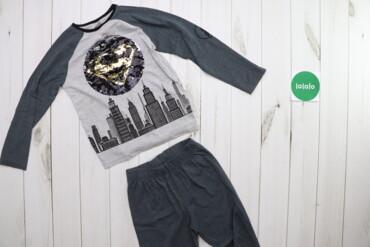 Дитячий костюм світшот та штани Justice League Next, вік 8 р., зріст 1