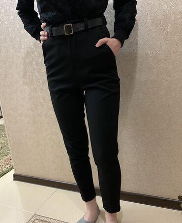 Чёрные классические брюки  Состояние хорошое