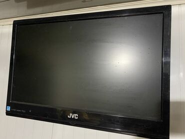 4929 объявлений: Цифровой Телевизор JVC Диаметр 22 LED TV   Привезён из США, полностью