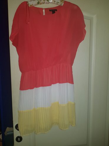 Mango haljina. jednom nosena. velucina L - Belgrade