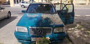 təcili maşın satılır in Azərbaycan | VOLKSWAGEN: Mercedes-Benz 240 2.4 l. 1998