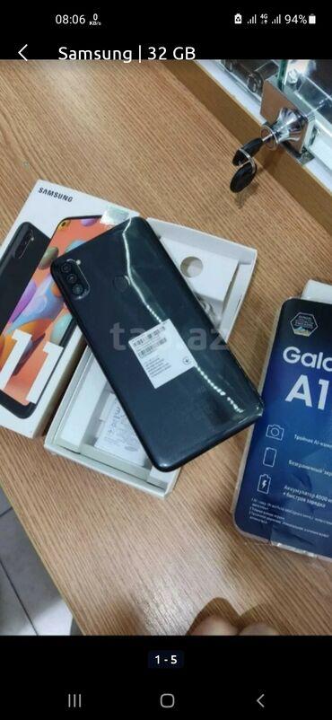 6 elan   SAMSUNG: Samsung Galaxy A12   32 GB   Qara   Sensor, Barmaq izi, İki sim kartlı