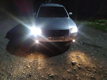 Автомобили - Джалал-Абад: Volkswagen Passat 1.8 л. 2002   325680 км