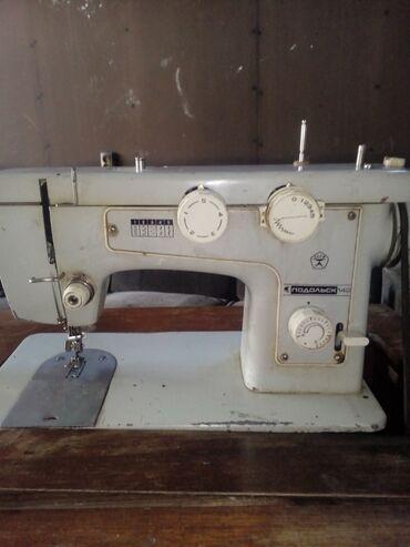 shvejnuju mashinku podolsk 142 s tumboj в Кыргызстан: Швейная машинка подольск 142Все работает, есть небольшой минус при