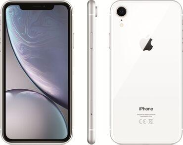 sim karta dlja iphone 5 в Кыргызстан: Б/У iPhone Xr 128 ГБ Белый