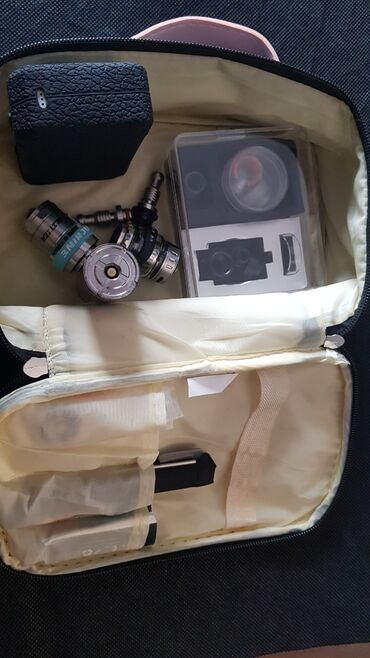 Акустические системы eleaf колонка сумка - Кыргызстан: Набор для вейпинга. Vape. Два бокс мода. Drag и ijist s. Два