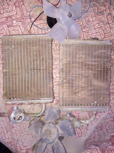 Жигулинин печкасынын радиаторлору жана винтеляторлору иштейт 100% в Зеравшан