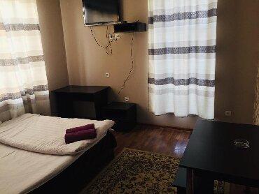 Номера в гостинице посуточноВ комнатах имеется большая чистая кровать