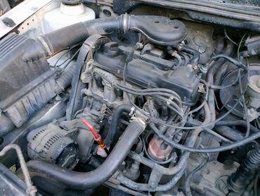 Продаю мотор гольф 3, 1.8 бензин моно впрыск, мотор в хорошем
