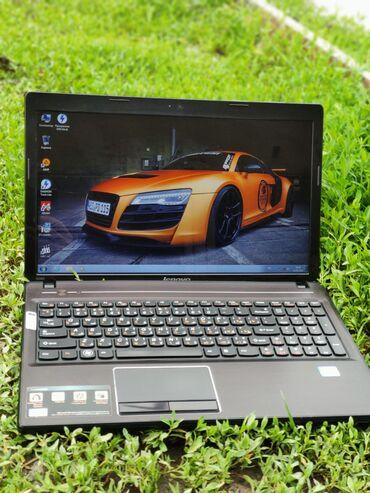 Ноутбуки в Кыргызстан: *Lenovo IdeaPad  *Процессор Intel Core i5-3210M 4 виртуальных ядра *Оп