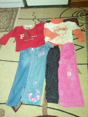3 və 5 yaş arası uşaq üçün şalvarlar və koftalar hamısı 7 mam 4 şalvar в Баку