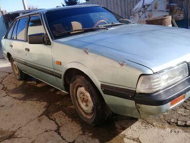 Mazda 626 2 л. 1984 | 66000 км