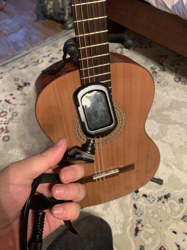 Музыкальные инструменты - Кыргызстан: Гитара