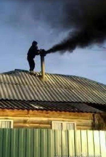 Бытовые услуги - Кок-Ой: Чистка Дымоходов 1000 сом