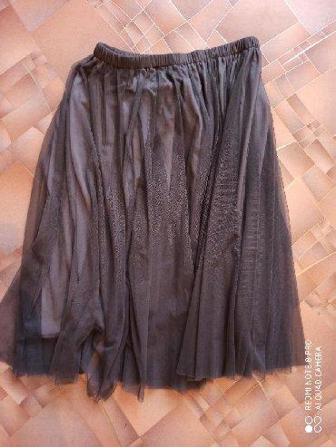 стильную джинсовую юбку в Кыргызстан: Продаю юбку 250с