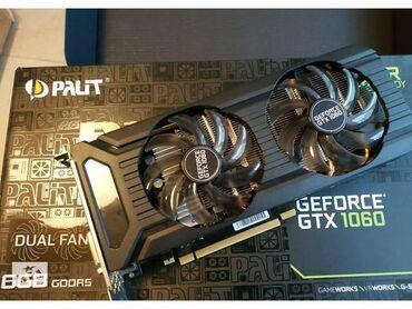geforce gtx 970 4gb gddr5 256bit в Кыргызстан: Palit GeForce GTX1060 (6gb GDDR5). На проверку неделя, торга нет