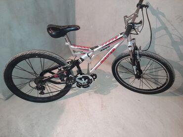 Спорт и хобби - Военно-Антоновка: Продаю велосипед в очень хорошем состоянии прошу 8500 реальному