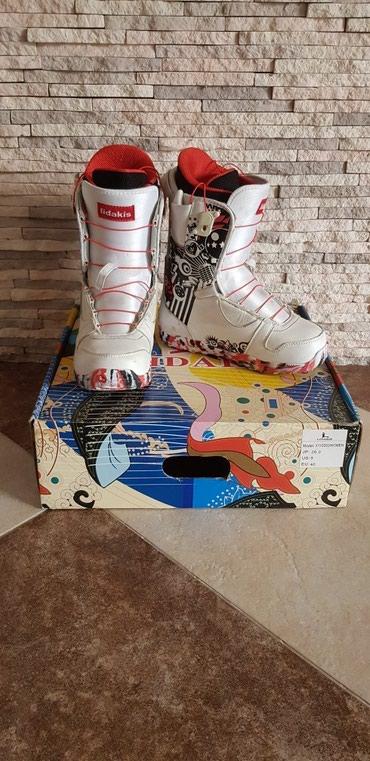 snoubord zhenskij в Кыргызстан: Ботинки для сноуборда Б/у, женские, состояние отличное