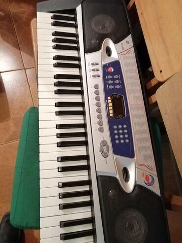 Пианино, фортепиано - Азербайджан: Pianino evezi