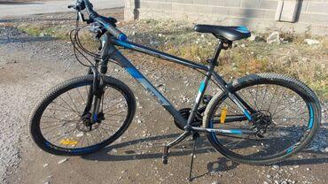Велосипед Stels Navigator 590 D 26 надежный горный велосипед