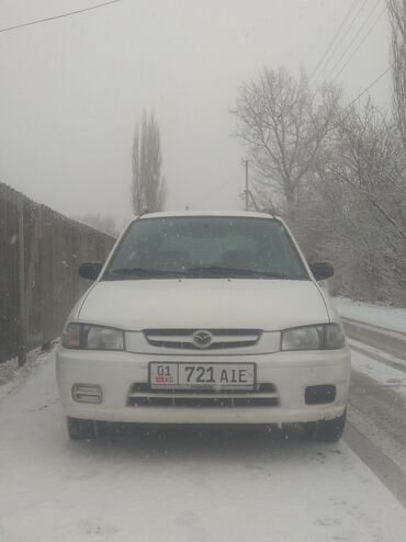 Автомобили - Сокулук: Mazda Demio 1.3 л. 1999