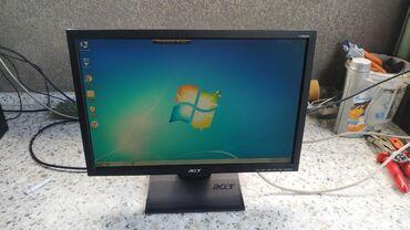 Другие комплектующие в Кыргызстан: Монитор Acer 19 размер в отличном рабочем состоянии цена 2500 с