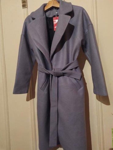 женские-пальто в Кыргызстан: СРОЧНО СРОЧНО Продаю пальто Новое не одевали Брали за 2800с Размер не