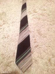 Kravata iz 80-tih godina, nikada nije nošena, nova. Na njoj oznaka - Belgrade