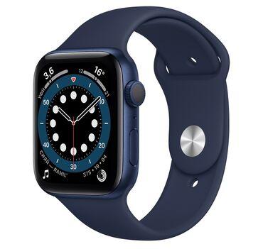 Продаю б/у в идеальном состоянии  I watch 6 в синем цвете  Все имеется