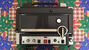 Elmo μηχανή λήψης  canon μηχανή προβολής klebeplesse f 8s automatic μη σε Καβάλα