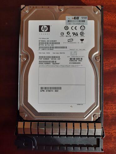 hard disc - Azərbaycan: Hard disk SAS 1TB