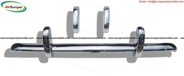 Triumph TR3A bumper (1957–1962) by stainless steel in Banepa