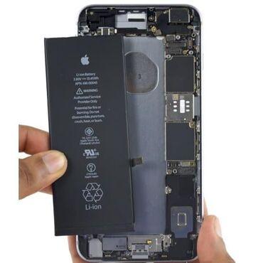 6s-qutusu - Azərbaycan: Iphone 6S Bataryaların Temiri/Satışı