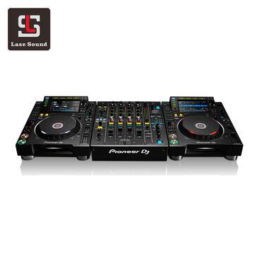 Aro 24 2 5 mt - Srbija: Pioneer dj of CDJ-2000 Nexus (2) CD Players 1 DJM-2000 Nexus DJ Mixer