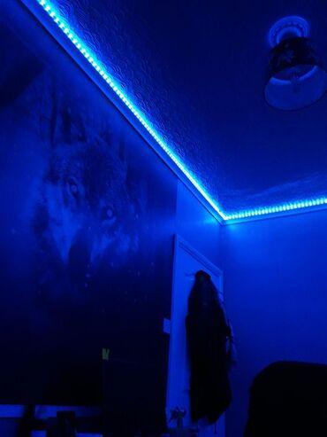 Светодиодная лента RGB Установим светодиодные ленты в вашем доме