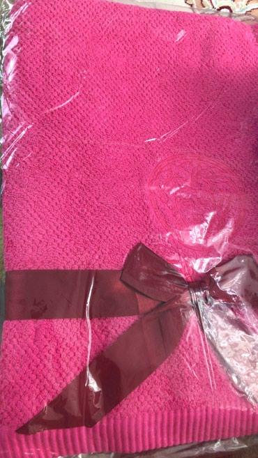 Подарочные полотенца махровые в Бишкек