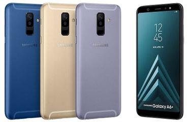 Bakı şəhərində Samsung Galaxy A6+ 32 GB DS (SM-A605) LTE