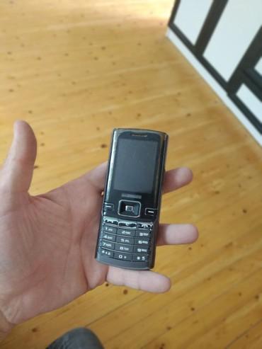 Samsung d780 - Azərbaycan: İşlənmiş Samsung D780 Duos 1 GB qara