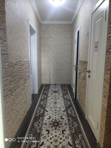 подселением квартира in Кыргызстан   ОТДЕЛОЧНЫЕ РАБОТЫ: 80 кв. м, С мебелью