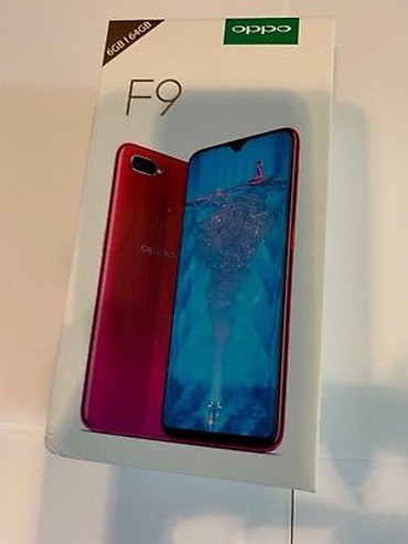 OPPO F9 σε Central Athens