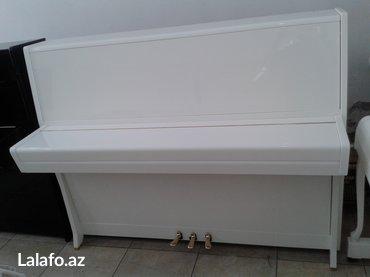 Bakı şəhərində Petrof 3pedallı piano - Çexoslovakiya istehsalıdır. Daşınma