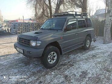 Транспорт - Кыргызстан: Mitsubishi Pajero 2.5 л. 2003