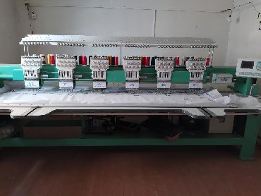 ручную-швейную-машину в Кыргызстан: СРОЧНО продается вышивальная машина для вышивки на одежде различных уз
