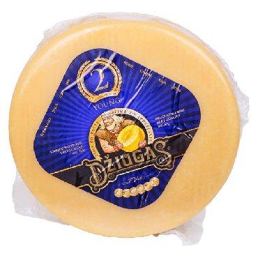 Сыр творожный сливочный profi cheese - Кыргызстан: Молодой сыр 40% 2 месяца выдержки ТМ Dziugas от