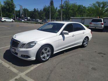 Mercedes-Benz в Кыргызстан: Mercedes-Benz E 220 2.1 л. 2009 | 111111111 км