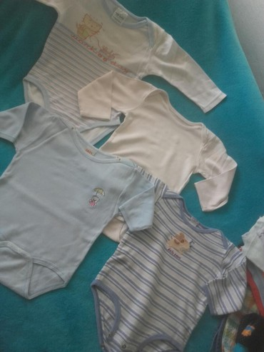 Bodici za bebe velicina 68-74 cena za sve 300 din - Belgrade