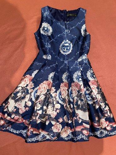 платье на повседневку в Кыргызстан: Платье для девочек на рост 120,в живую ещё красивее.Отлично