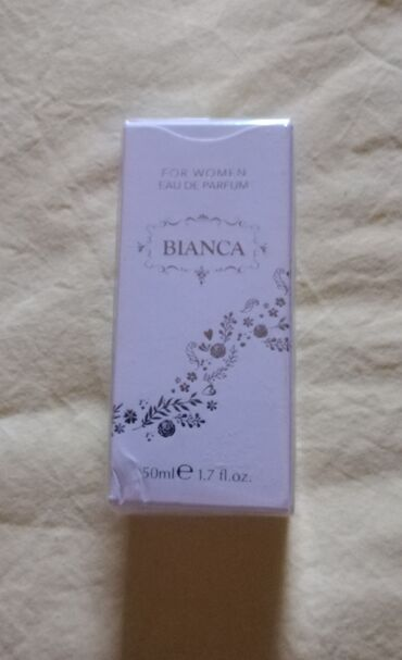 Bianco - Srbija: Bianca edp 50ml, novo.Uporediv sa notama parfema Clavin Klein