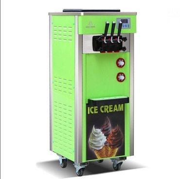 тайское мороженое в Кыргызстан: Фризер для мягкого мороженого