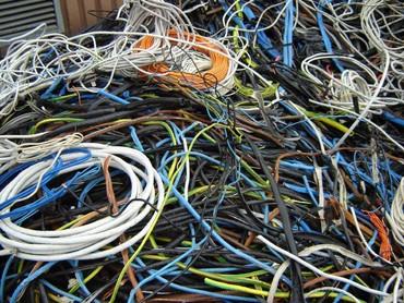 Другое - Кыргызстан: Скупка старых горелых проводов, кабелей обмоток